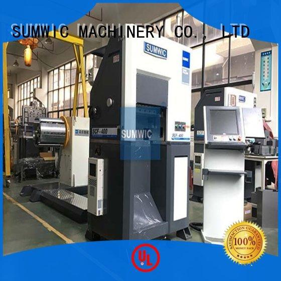 SUMWIC Machinery cut rectangular core machine wholesale for Unicore