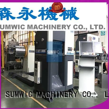 cutting wound core making machine single for Single Phase SUMWIC Machinery