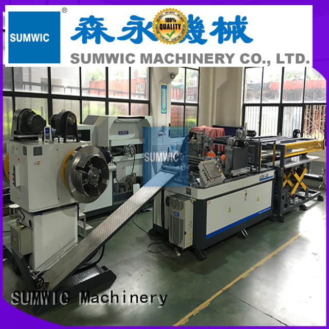 SUMWIC Machinery automatic core cutting machine Suppliers for step lap