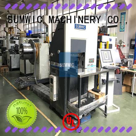 SUMWIC Machinery cut rectangular core machine series for industry