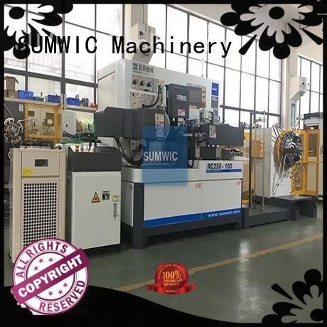 toroidal core winding machine sales transformer toroidal winding machine materials SUMWIC Machinery Brand