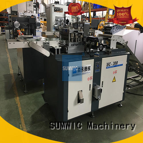 SUMWIC Machinery sumwic cut to length line operator lamination for industry