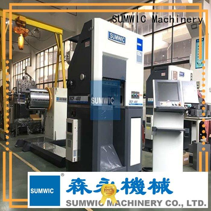 phase rectangular core machine manufacturer for Unicore SUMWIC Machinery