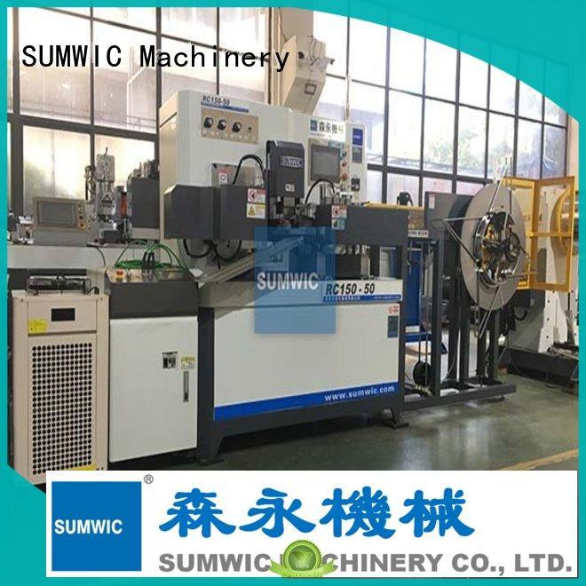 toroidal core winding machine width toroid SUMWIC Machinery Brand toroidal winding machine