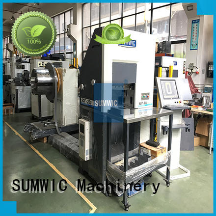 phase rectangular core winding machine with the new technology for Three Phase Transformer
