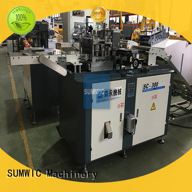 SUMWIC Machinery speed cut to length line operator supplier for factory