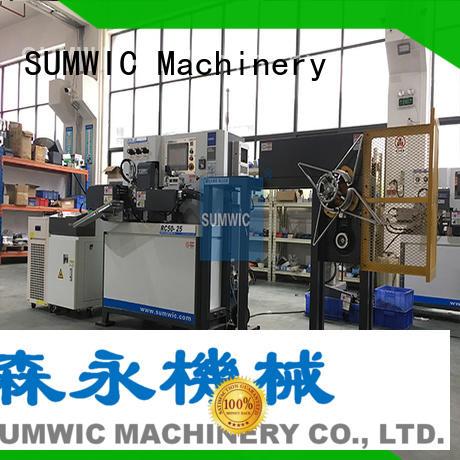 toroidal core winder making for factory SUMWIC Machinery