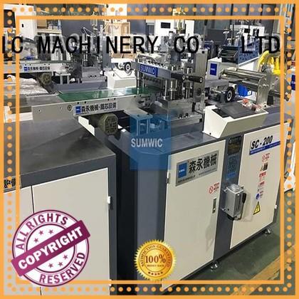 cut to length line machine machine length strip SUMWIC Machinery Brand company