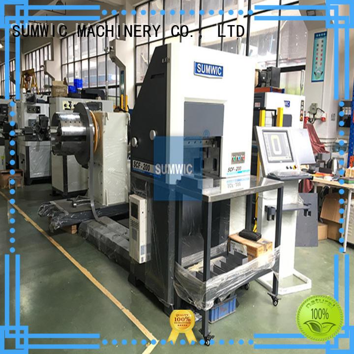 SUMWIC Machinery machine rectangular core machine with the new technology for factory