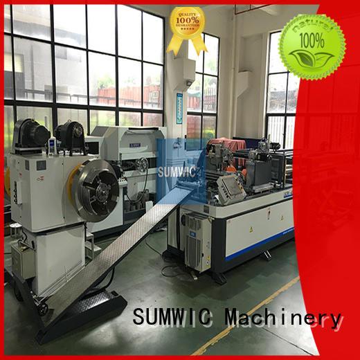 distribution cutting steplap OEM core cutting machine SUMWIC Machinery