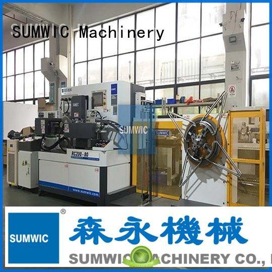 SUMWIC Machinery quality small toroidal core winding machine width for CT Core