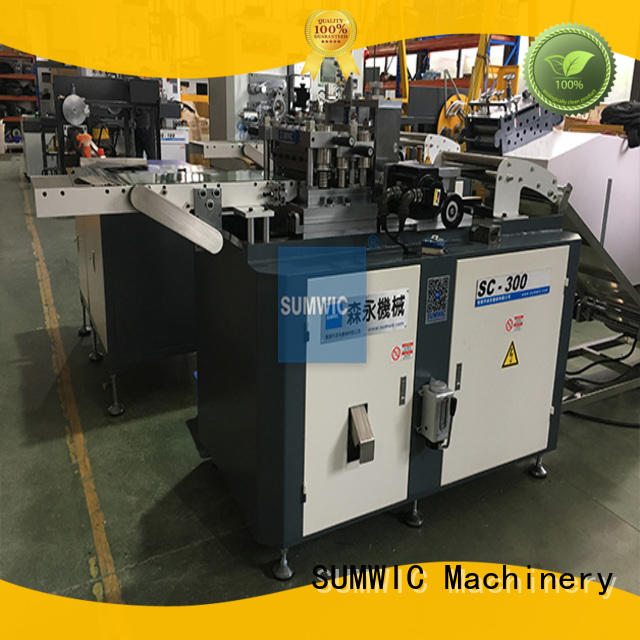 cut to length line operator sumwic for industry SUMWIC Machinery