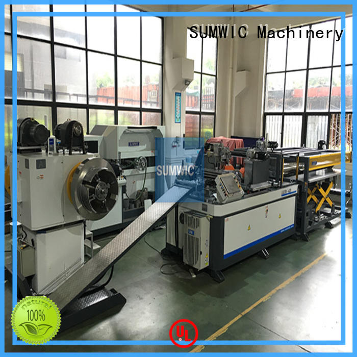 SUMWIC Machinery automatic core cutting machine supplier for industry