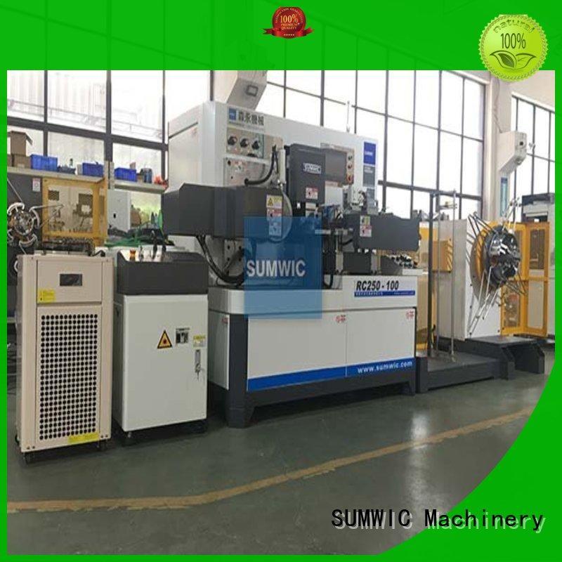 transformer core winding machine width for Toroidal Current Transformer Core SUMWIC Machinery