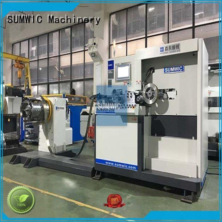 SUMWIC Machinery sumwic core winding machine on sales for factory