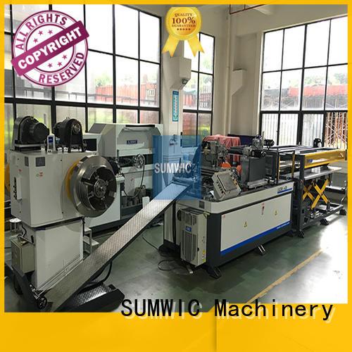 cutting machine step core cutting machine SUMWIC Machinery Brand company