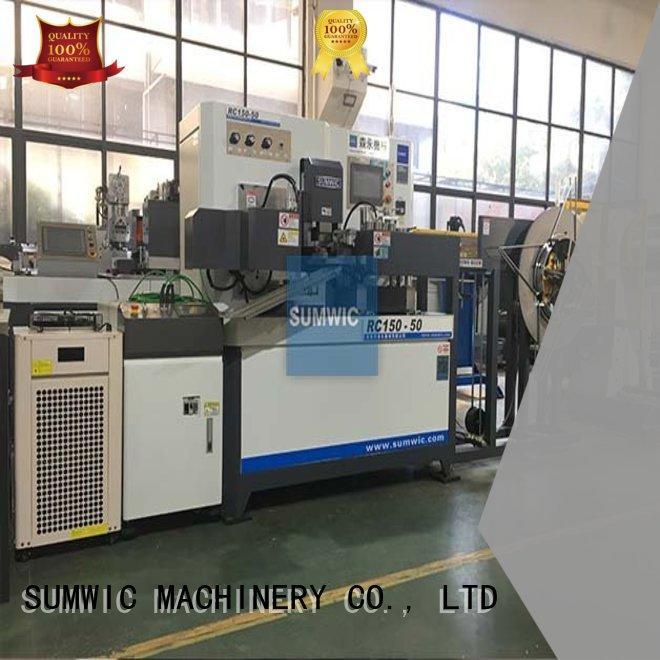 SUMWIC Machinery Brand ct width toroidal core winding machine winder supplier