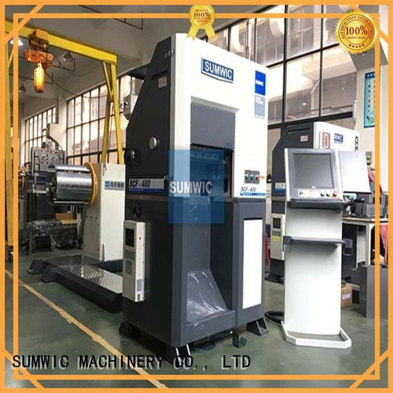 online rectangular core machine folding series for factory