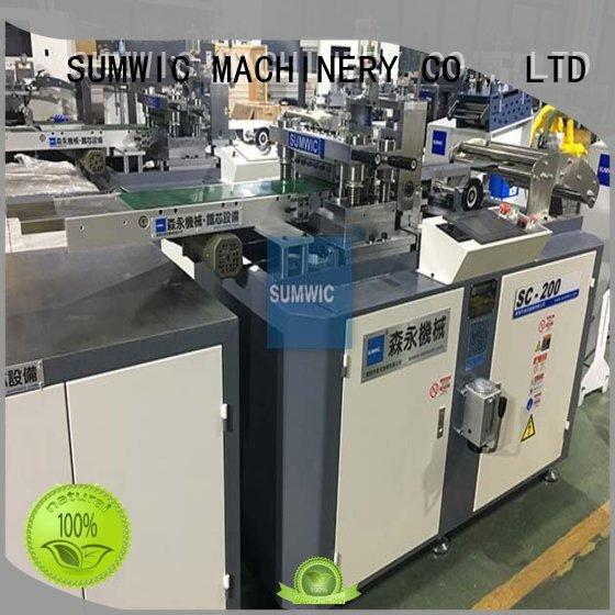 degree line speed OEM cut to length machine SUMWIC Machinery