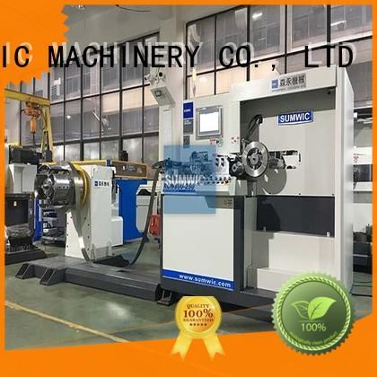 Wholesale opens wound transformer winding machine SUMWIC Machinery Brand
