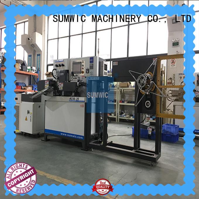 SUMWIC Machinery materials core winding machine wholesale for Toroidal Current Transformer Core