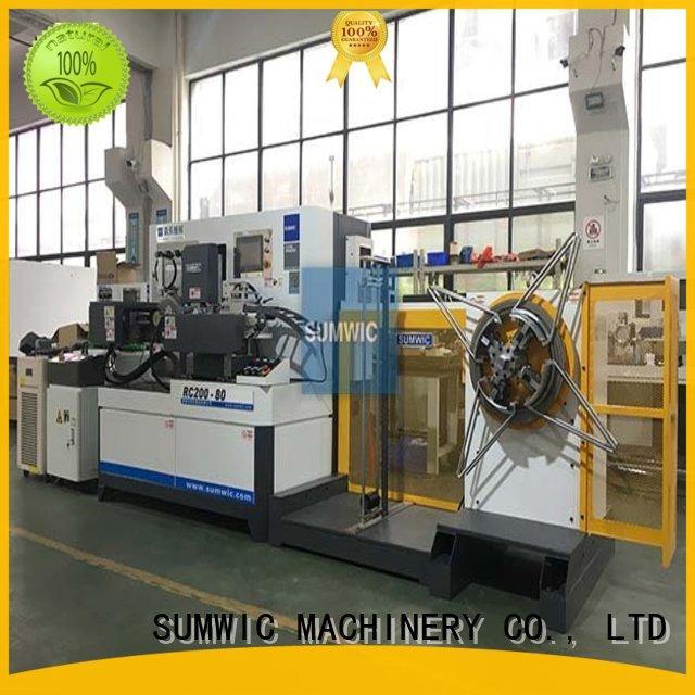toroidal core winding machine current ct SUMWIC Machinery Brand