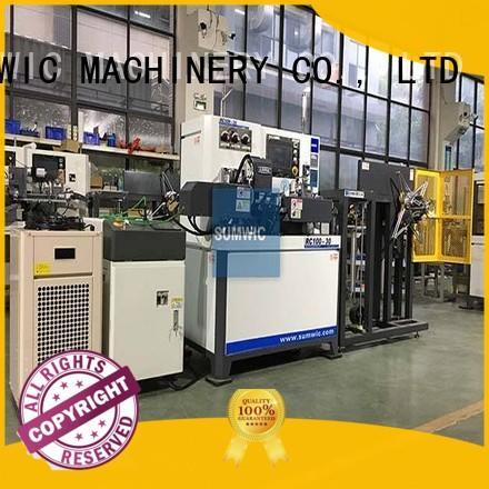winding max toroidal winding machine automatic brand SUMWIC Machinery company