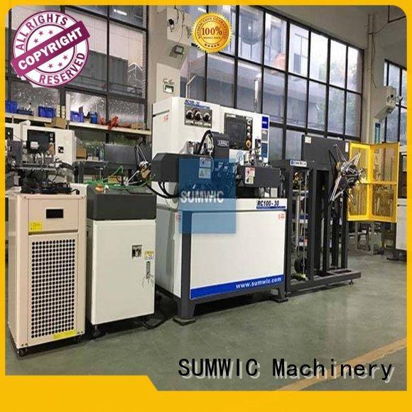 brand winders toroidal winding machine width SUMWIC Machinery company