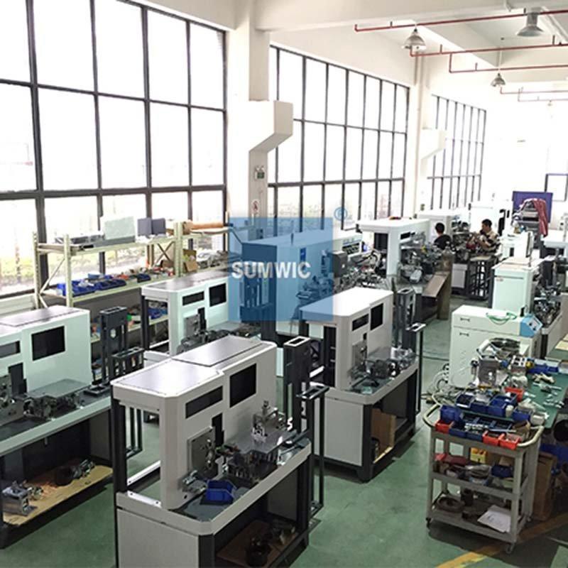 SUMWIC MACHINERY CO., LTD Factory Scene