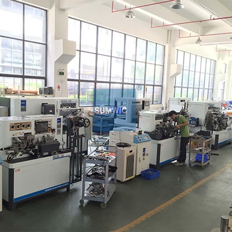 SUMWIC MACHINERY CO., LTD Factory
