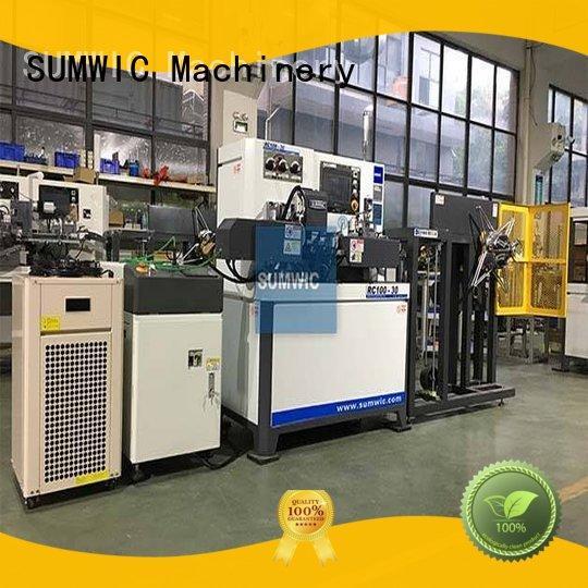 crgo materials toroidal winding machine toroid SUMWIC Machinery Brand company