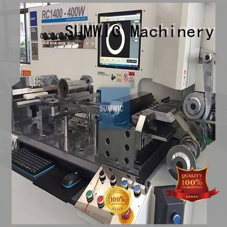Quality SUMWIC Machinery Brand transformer core machine machine wound