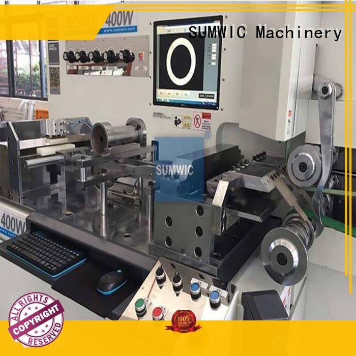 machine sumwic transformer winding machine rcw SUMWIC Machinery company