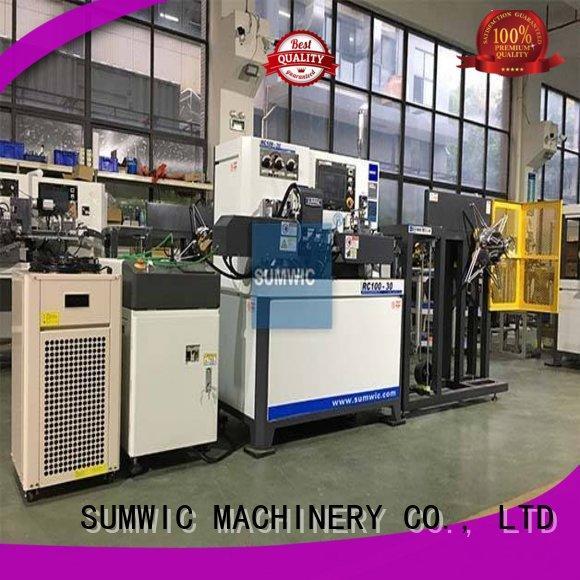SUMWIC Machinery winder core winding machine manufacturers for toroidal current transformer core