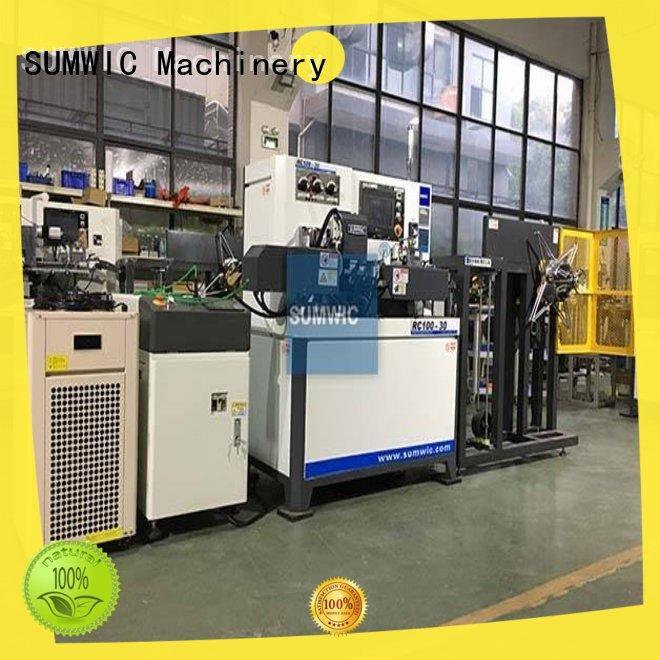 machine toroidal winding machine price width for CT Core SUMWIC Machinery
