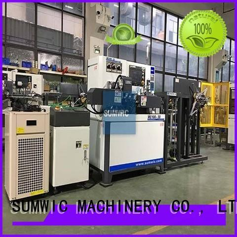 SUMWIC Machinery materials toroidal core winding machine on sales for factory