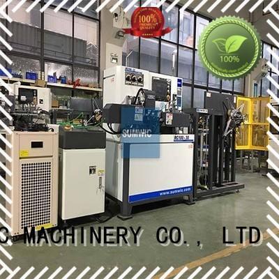 sumwic ct making toroidal winding machine sheet SUMWIC Machinery Brand