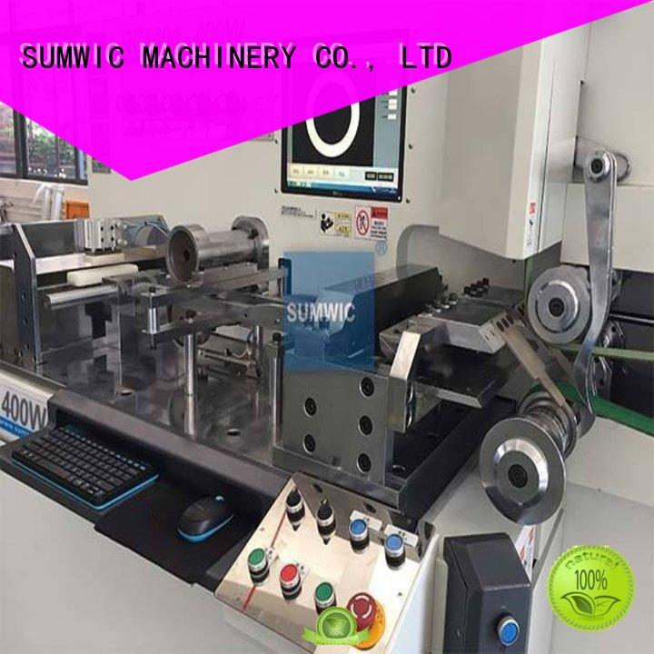 SUMWIC Machinery Brand opens winding machine custom transformer core machine
