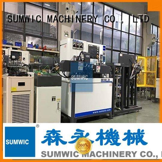 sales Custom max silicon toroidal winding machine SUMWIC Machinery brand