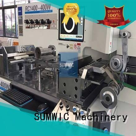 SUMWIC Machinery Brand winding wound machine transformer winding machine manufacture