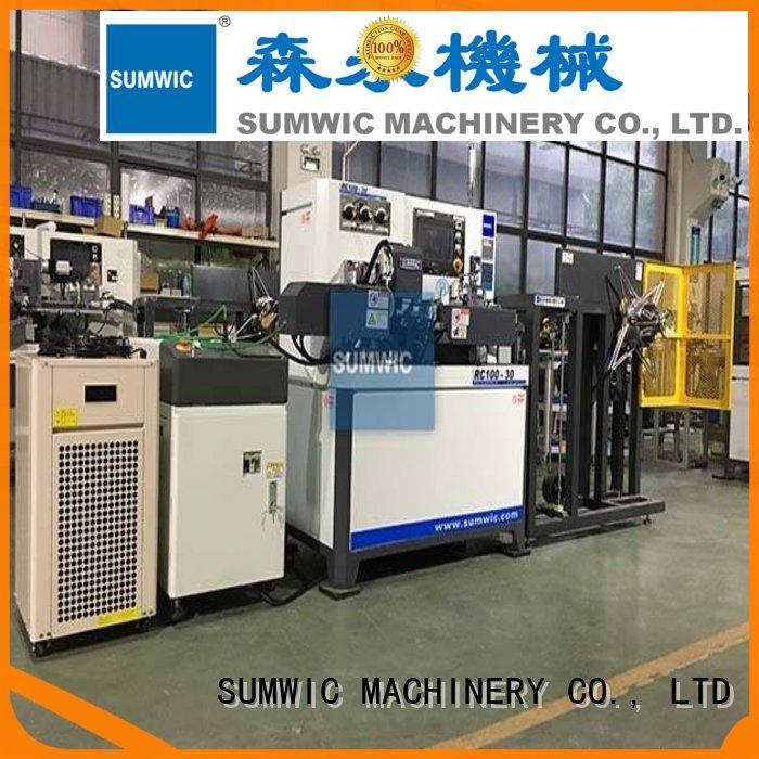 current making toroidal SUMWIC Machinery Brand toroidal core winding machine factory