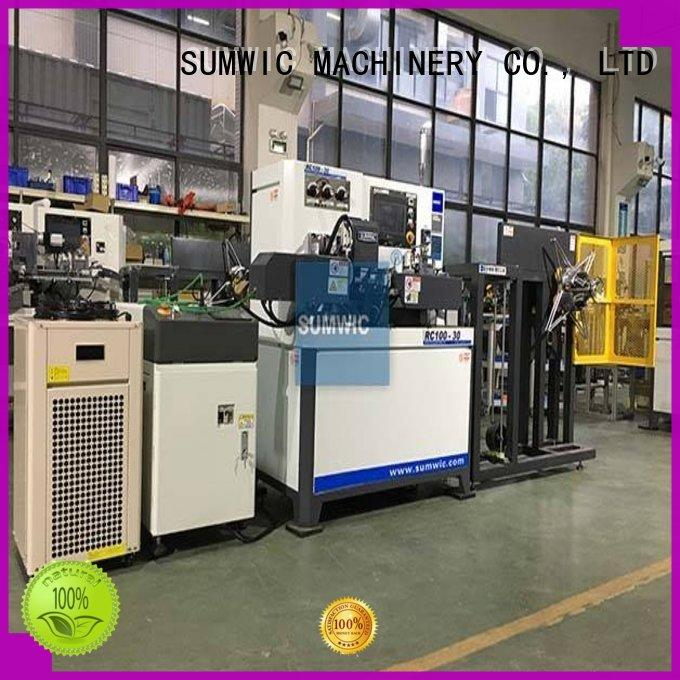 toroidal core winding machine width crgo SUMWIC Machinery Brand company