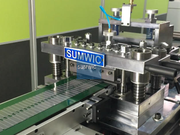 Auotomatic Cut To Length Line with Hole SC-200