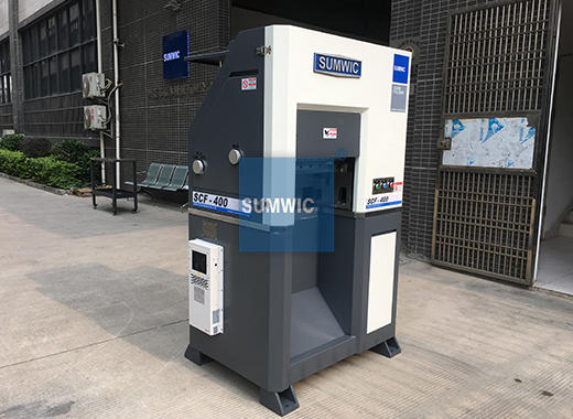 SCF-400 Unicore Machine Be Shipped to Paraguay