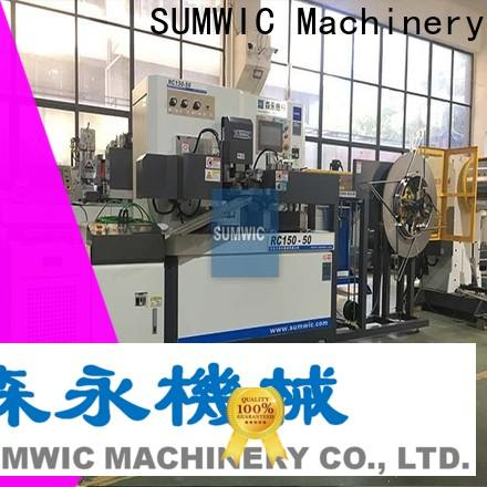SUMWIC Machinery Top coil winding equipment Supply for toroidal current transformer core