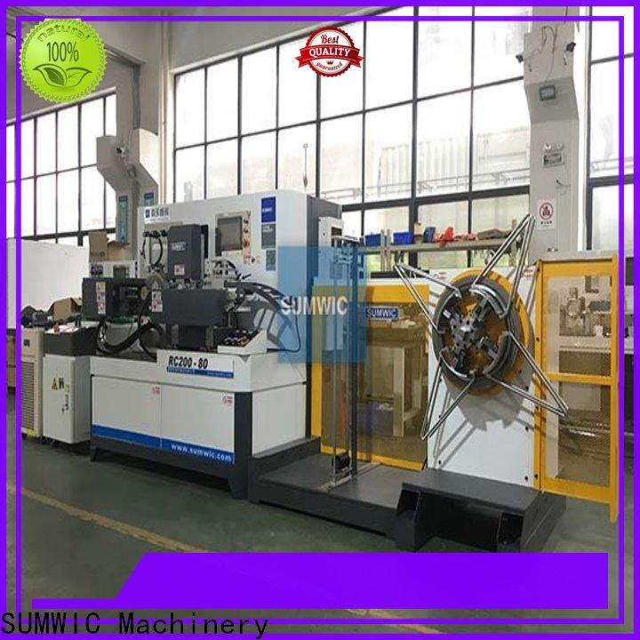 SUMWIC Machinery sumwic small coil winder manufacturers for CT Core