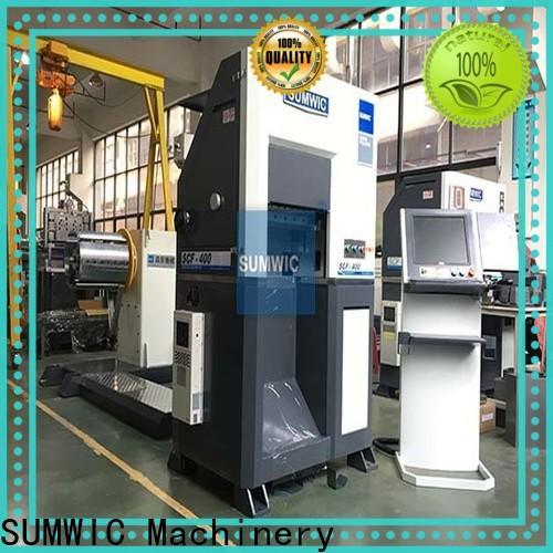 SUMWIC Machinery Latest rectangular core winding machine manufacturers for industry