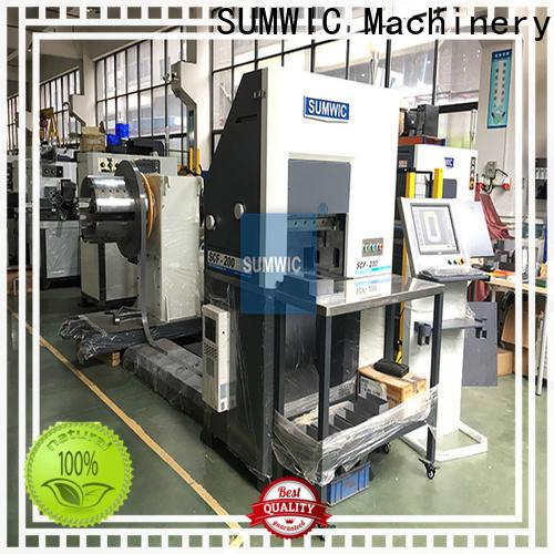 SUMWIC Machinery Custom wound core making machine Supply for industry