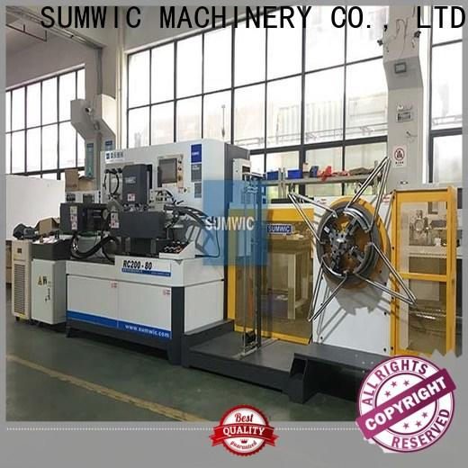 SUMWIC Machinery Best auto coil winding machine for business for industry