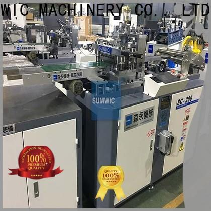 SUMWIC Machinery silicon cut to length for business